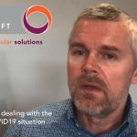 Darren Colley, Iracroft MD talking about COVID19